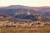 Italská krajina — Stock fotografie