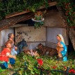 Nativity scene — Stock Photo #40242469