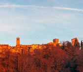 San casciano in val di pesa, Włochy — Zdjęcie stockowe