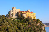 Duino castle — Stock Photo