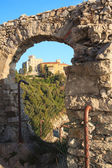 Duino castle — Stock Photo