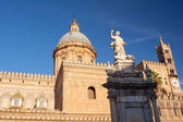 Cathedral, Palermo — Stock Photo