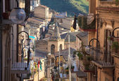 Leonforte, Sicily — Stock Photo
