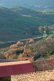 Leonforte, sicilia — Foto Stock