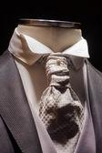 Male suit — Stock Photo