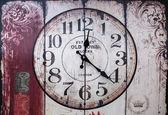 Vintage clock — ストック写真