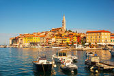 Rovigno - Rovinj, Croatia — Stock Photo