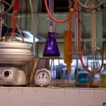 Laboratory glassware — Stock Photo #9483683