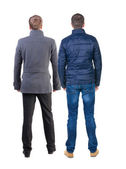 People in jackets. — Stock Photo