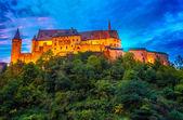 Vianden Castle — Stock Photo