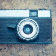 Old vintage camera — Stock Photo