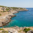 Porto Selvaggio, Apulia — Stock Photo