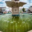Historic fountain — Stock Photo