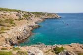 Porto selvaggio, Apulien — Stockfoto