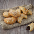 Traditional south italiy pastries — Stock Photo #16841791