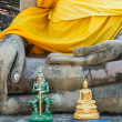 Stock Photo: Buddhhand