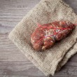 Italian Soppressata — Stock Photo