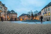 Placera de clairefontaine luxemburg — Stockfoto