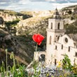 Matera, city of stones — Stock Photo