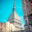 Turin, Mole Antonelliana — Stock Photo