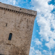 Stock Photo: Fortification in Conversano, Italy
