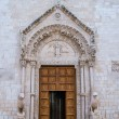 Mother church in Conversano — Stock Photo