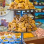 Turkish baklava — Stock Photo #39172697