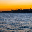 Istanbul sunset — Stock Photo #39173709