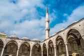 イスタンブールの青いモスク — ストック写真
