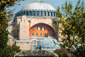 Hagia sophia, istambul — Foto Stock