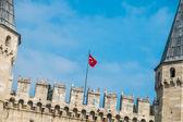 Topkapi palace Istanbul — Stockfoto