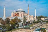 Hagia Sophia, Istanbul — Fotografia Stock