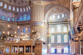 Istanbul blauwe moskee — Stockfoto