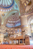 Istanbul Blue mosque — Стоковое фото