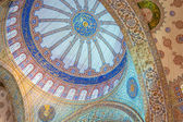 Istanbul Blue mosque — Stock Photo