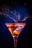 Colourful coctail — Stock Photo