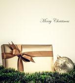 Gift card — Stockfoto