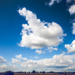 blue sky — Stock Photo #13734049
