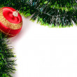 Christmas background — Stock Photo #14473073