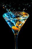 Renkli kokteyl — Stok fotoğraf