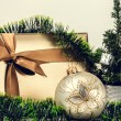 Gift box — Stock Photo #16931541