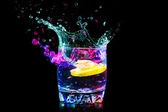 Colourful coctail — Stock fotografie