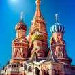 St.Basil's Cathedral in Moscow — Stock Photo #44327065