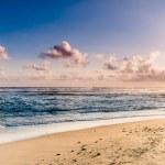 Ocean sunset — Stock Photo #44327477
