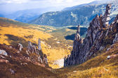 Beautiful mountains landscape — Стоковое фото