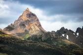 美丽的山 — 图库照片