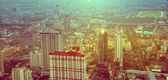 Cityscape of Bangkok — Stock Photo