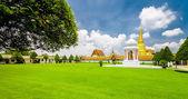 Gran palacio de bangkok, tailandia — Foto de Stock