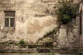 Mur de briques vintage — Photo