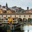 Ponte Vecchio bridge — Stock Photo #22349723